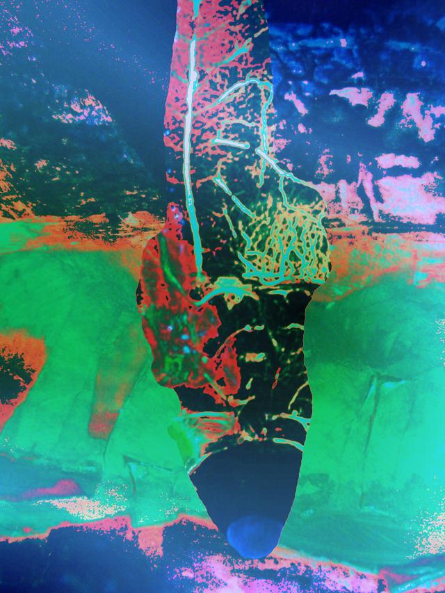 Neuroni cosmici - Andrea Benini - opere